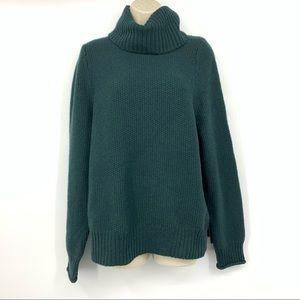 Madewell Varick turtle neck sweater
